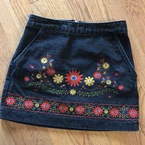 3/$20 ☀️ Forever 21 denim mini skirt, size XS